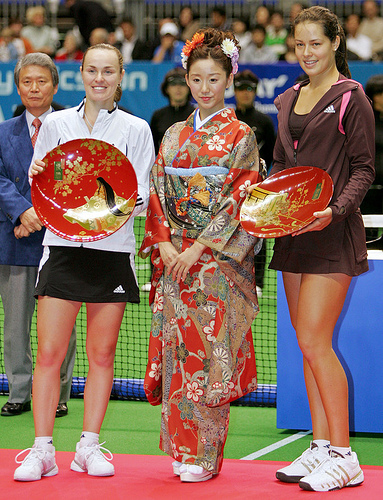 Pan Pacific Open - Women's Singles Final
