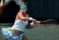 mattek florida today The fashion stylings of Bethanie Mattek (from 2007)