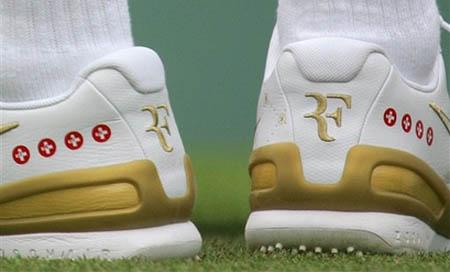 Fed shoes