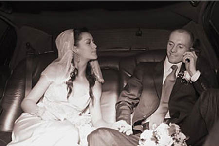 nikolay and irina davydenko wedding