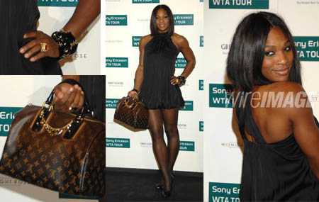 Blacks Metallics And Leopard Print At The Yec Party