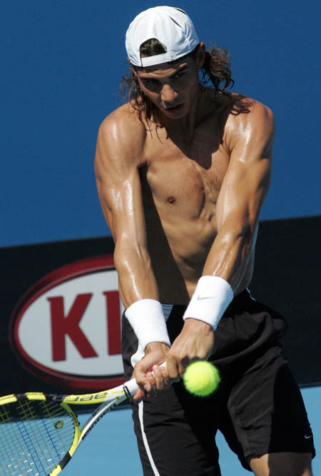 Nadal Has Lost A Lot Of Muscle Talk Tennis