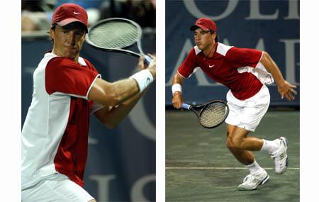 Goin retro aaron krickstein s racquet in naples tennis served