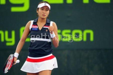 Akiko Morigami - Fila - Sony Ericsson Open2008