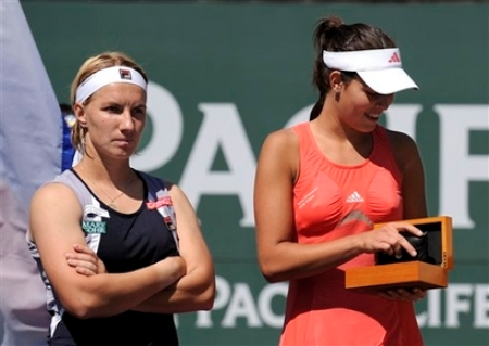 Ana Ivanovic - Svetlana Kuznetsova - Indian Wells 2008