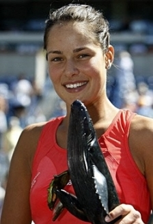 Ana Ivanovic - Indian Wells 2008