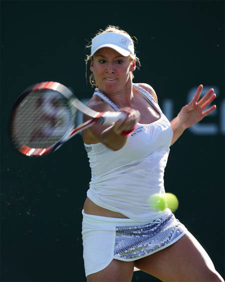 Bethanie Mattek - Indian Wells
