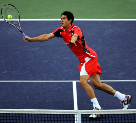 Guillermo Garcia Lopez - Indian Wells 2008