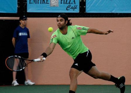 Fernando Gonzalez - BMW Tennis Championships2008