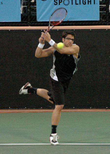 Janko Tipsarevic - BMW Tennis Championships 2008