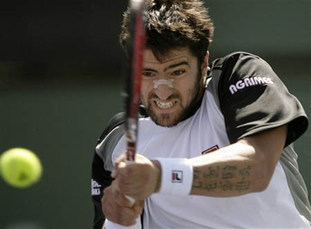 Janko Tipsarevic - Indian Wells