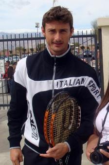 Juan Carlos Ferrero - Indian Wells 2008