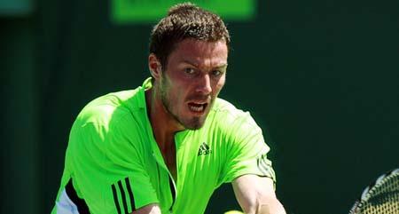 Marat Safin - Sony Ericsson Open2008
