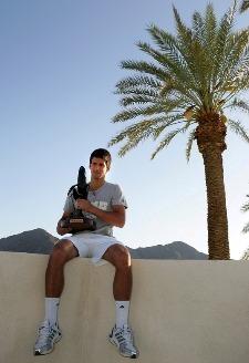 Novak Djokovic - Indian Wells 2008