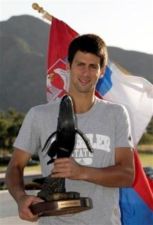 Novak Djokovic - Indian Wells2008