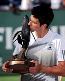 Novak Djokovic - Indian Wells 2008