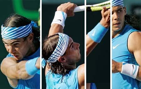 Rafael Nadal - Sony Ericsson Open2008
