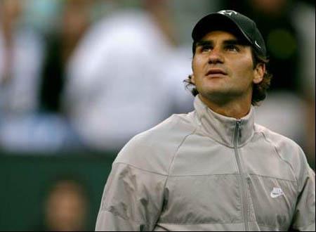 Roger Federer - Indian Wells