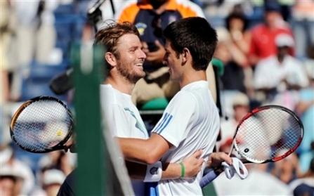 Novak Djokovic - Mardy Fish - Indian Wells2008