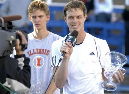 Sam Querrey - Tennis Channel Open 2008