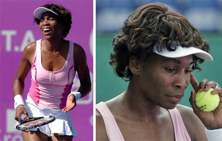 Venus Williams - EleVen - Bangalore 08