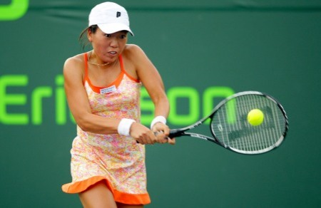 Vania King - Indian Wells 2008