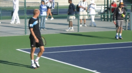 Nikolay Davydenko - Indian Wells 2008