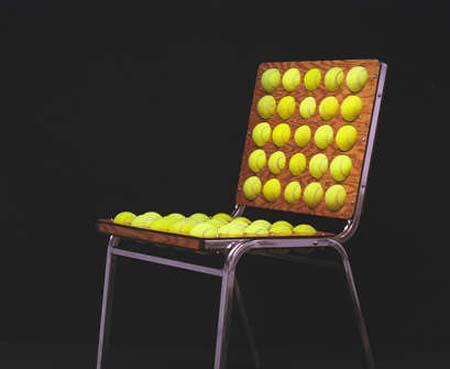 make your own tennis machine