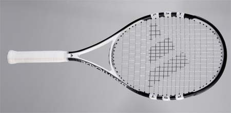 tennis racket grip size