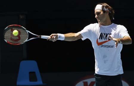 Roger Federer - Australian Open 2009