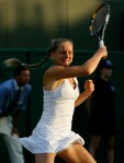 Anna Chakvetadze - Wimbledon 2010