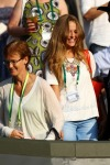 Kim Sears - Judy Murray - Wimbledon 2010