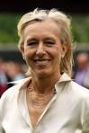 Martina Navratilova - Queen Elizabeth II - Wimbledon 2010