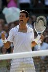 Novak Djokovic - Wimbledon 2010