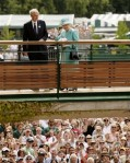 Tim Phillips, Queen Elizabeth II - Wimbledon 2010