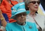 Queen Elizabeth II - Wimbledon 2010