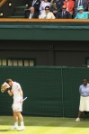 Andy Murray - Queen Elizabeth II - Wimbledon 2010