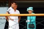 Andy Murray - Jarkko Nieminen - Queen Elizabeth II - Wimbledon 2010