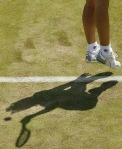 Svetlana Kuznetsova Shoes - Wimbledon 2010
