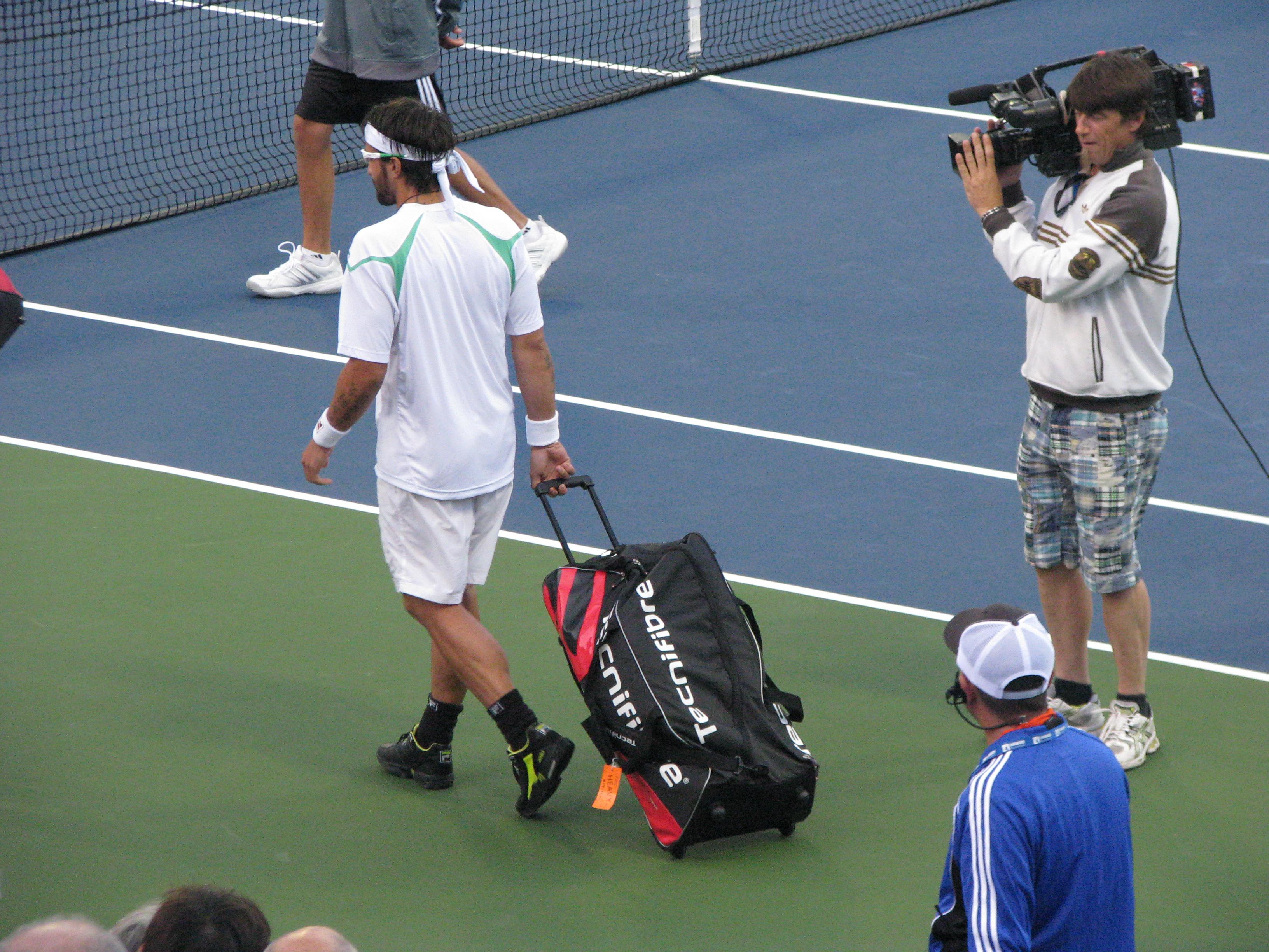 fila tennis bag