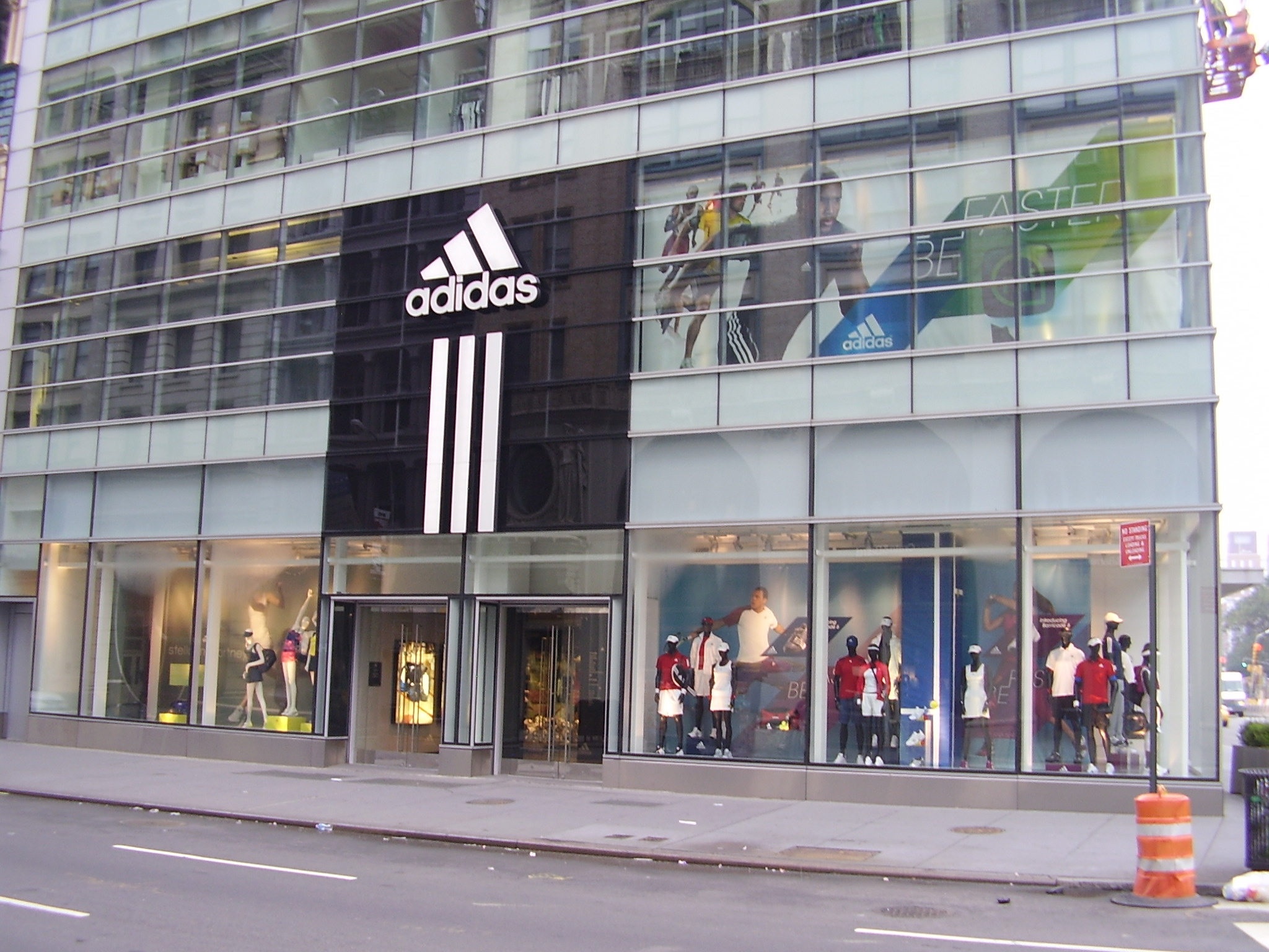 find adidas store near me