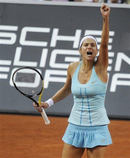 Julia Goerges Tennis Served Fresh