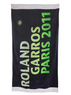 Resultado de imagem para roland garros towel 2011